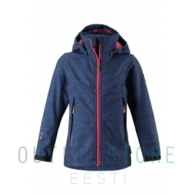 Reima softshell jacket MINGAN Denim blue