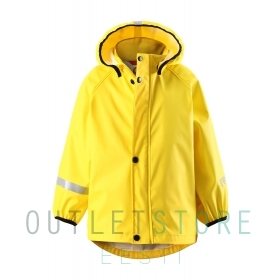Reima raincoat LAMPI Yellow