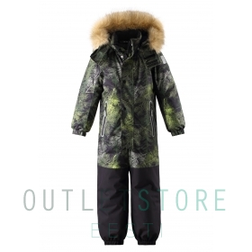 Reimatec® winter overall KIPINA Dark green