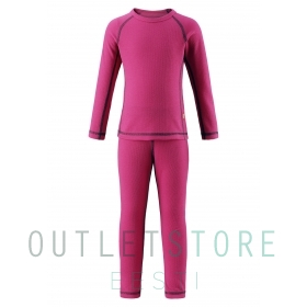Reima base layer set LANI Pink