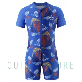 Reima Toddlers swimsuit UV 50+ ODESSA Blue