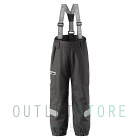 Reimatec light insulated spring pants Tiksi soft black