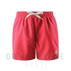 Reima Juniors shorts UV 50+ Basseterre Neon red