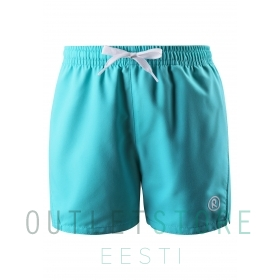 Reima Juniors shorts UV 50+ Basseterre Bright turquoise
